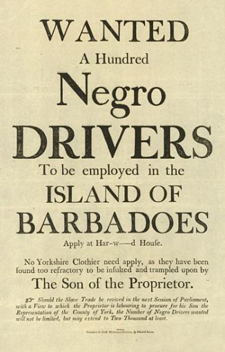 Barbados-Slave-Code