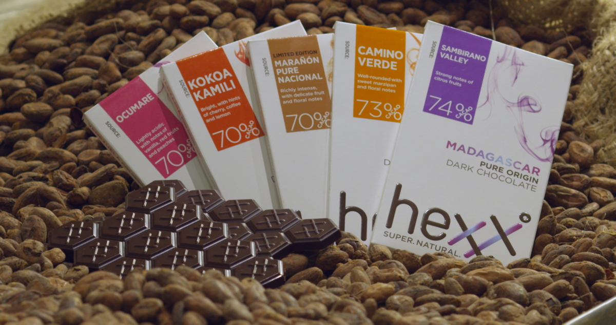 HEXX Chocoate Bars