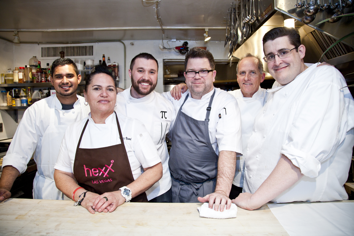 HEXX - James Beard Foundation